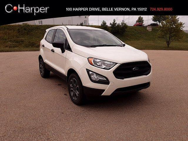 2021 Ford EcoSport S for sale in Belle Vernon, PA