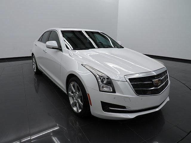 2016 Cadillac ATS Sedan Luxury Collection RWD for sale in Baton Rouge, LA