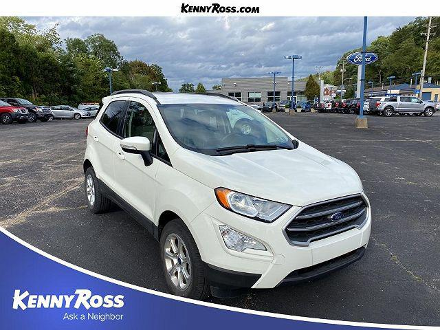 2019 Ford EcoSport SE for sale in Castle Shannon, PA