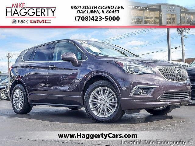 2018 Buick Envision Preferred for sale in Oak Lawn, IL
