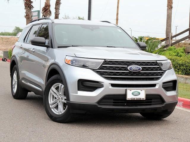 2020 Ford Explorer XLT for sale in San Juan, TX