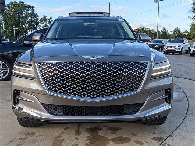 2021 Genesis GV80 3.5T AWD for sale in Glenview, IL