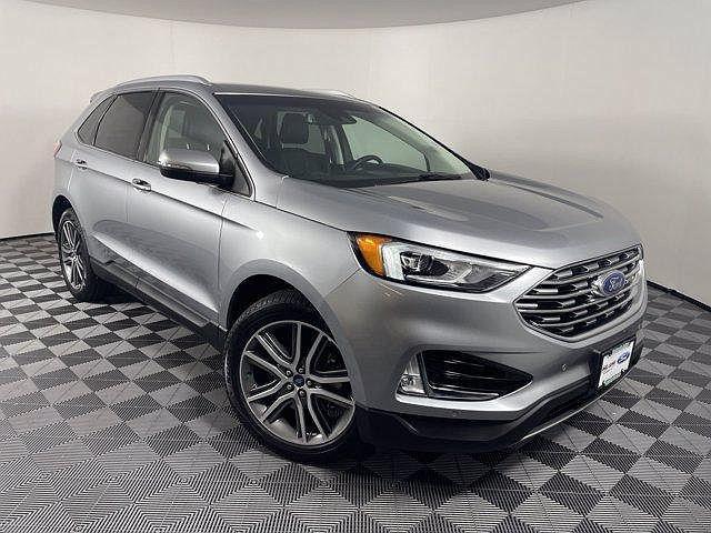 2020 Ford Edge Titanium for sale in Colorado Springs, CO