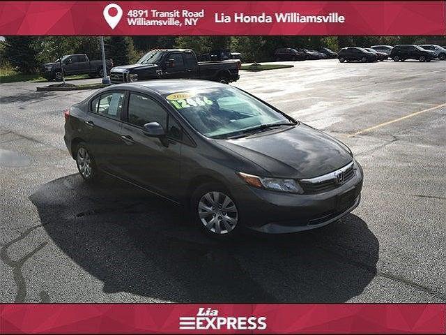 2012 Honda Civic  LX for sale in Williamsville, NY