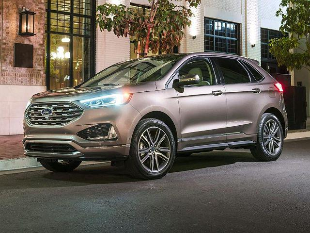 2019 Ford Edge Titanium for sale in Jackson, MI