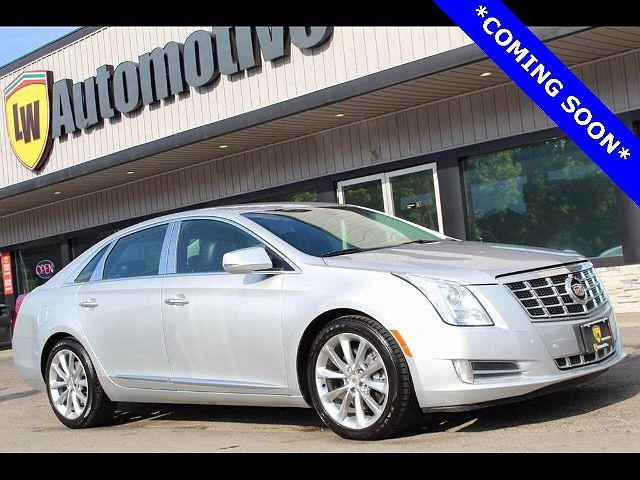 2014 Cadillac XTS Luxury for sale in Palatine, IL