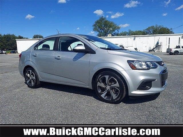 2017 Chevrolet Sonic for sale near Carlisle, PA