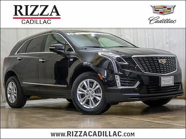 2020 Cadillac XT5 Luxury FWD for sale in Tinley Park, IL