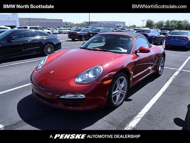 2011 Porsche Boxster 2dr Roadster for sale in Phoenix, AZ
