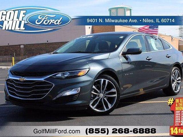 2021 Chevrolet Malibu LT for sale in Niles, IL