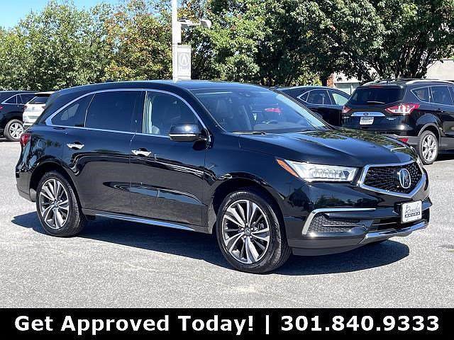 2020 Acura MDX w/Technology Pkg for sale near Gaithersburg, MD