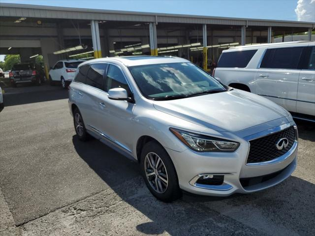 2019 INFINITI QX60 PURE for sale in MARLOW HEIGHTS, MD