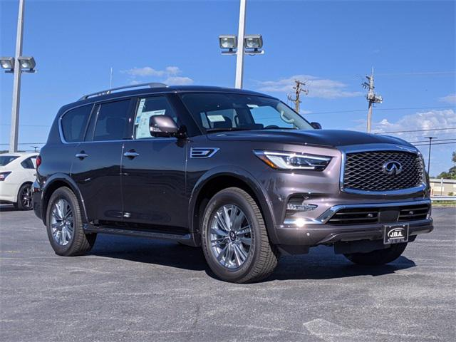 2022 INFINITI QX80 LUXE for sale in Ellicott City, MD