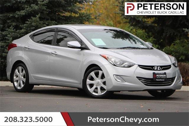 2013 Hyundai Elantra Limited for sale in Boise, ID