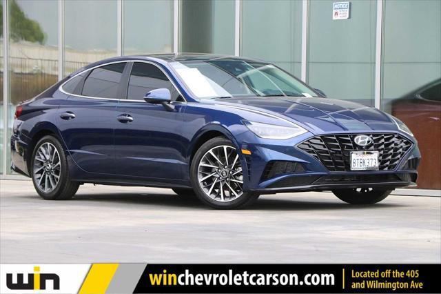 2020 Hyundai Sonata for sale near LONG BEACH, CA