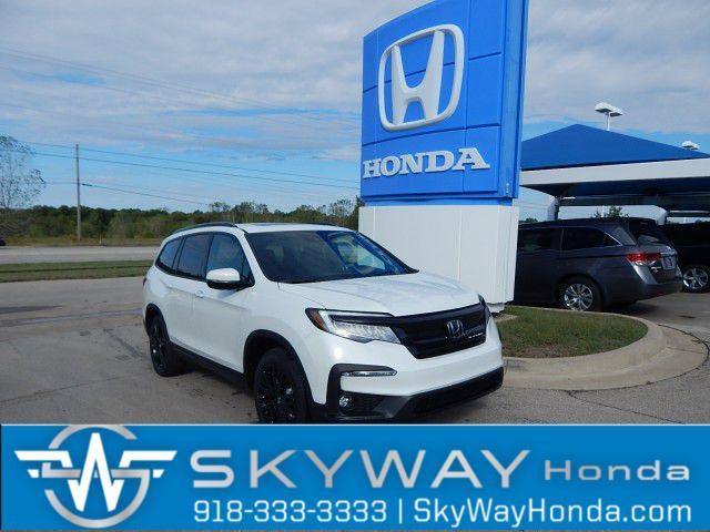 2022 Honda Pilot Black Edition for sale in Bartlesville, OK