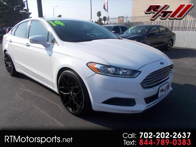 2014 Ford Fusion SE for sale in Las Vegas, NV