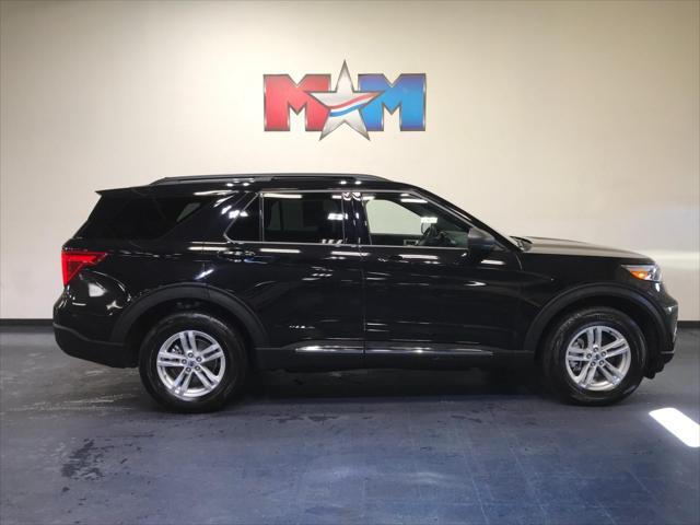 2020 Ford Explorer XLT for sale in Christiansburg, VA
