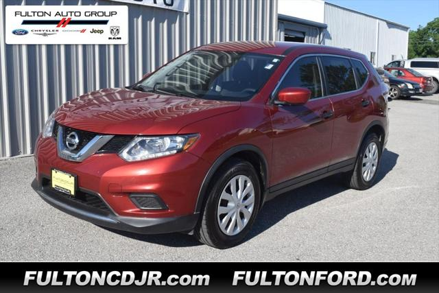 2016 Nissan Rogue S for sale in Fulton, MO