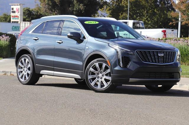 2021 Cadillac XT4 FWD Premium Luxury for sale in Dublin, CA