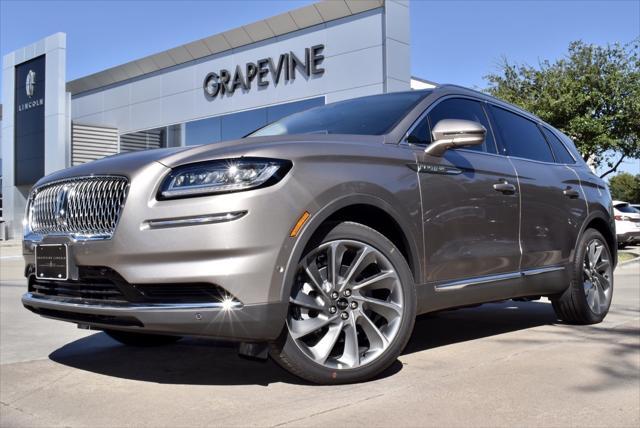 2021 Lincoln Nautilus Reserve for sale in Grapevine, TX