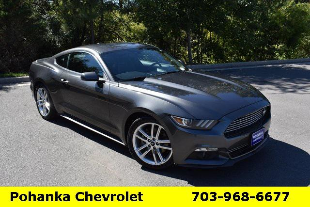 2017 Ford Mustang EcoBoost Premium for sale in Chantilly, VA
