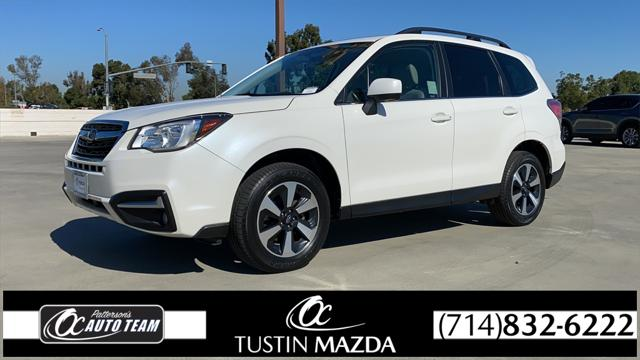 2018 Subaru Forester Limited for sale in Tustin, CA