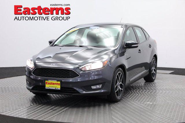 2017 Ford Focus SEL for sale in Temple Hills, MD