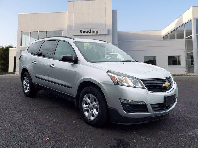 2015 Chevrolet Traverse LS for sale in Leesport, PA
