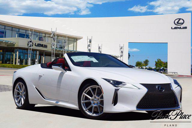 2021 Lexus LC LC 500 for sale in Grapevine, TX