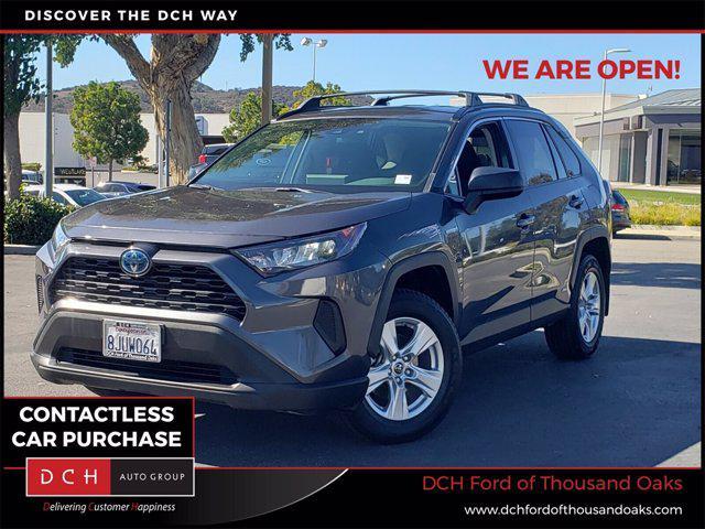2019 Toyota RAV4 Hybrid LE for sale in Thousand Oaks, CA