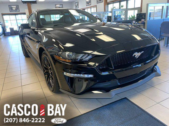 2021 Ford Mustang GT Premium for sale in Yarmouth, ME