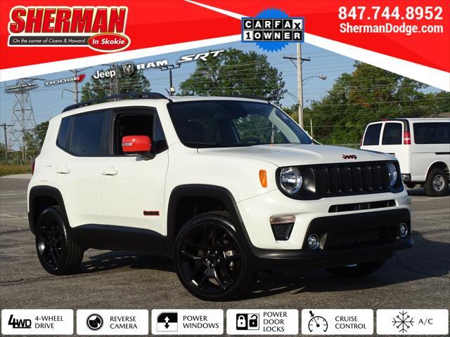 2020 Jeep Renegade Orange Edition for sale in Skokie, IL