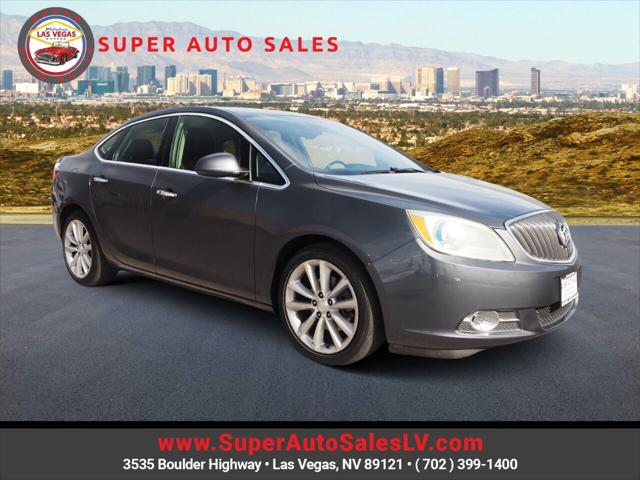 2012 Buick Verano Leather Group for sale in Las Vegas, NV