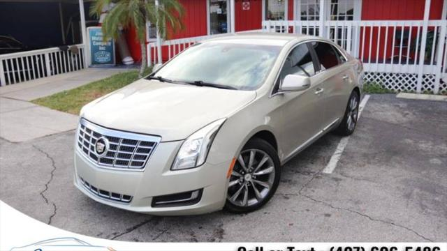 2013 Cadillac XTS 4dr Sdn FWD for sale in Orlando, FL
