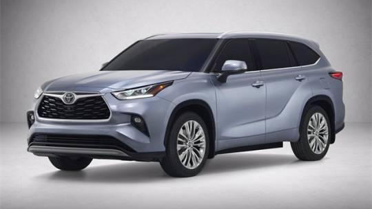 2021 Toyota Highlander XLE for sale in Laurel, MD