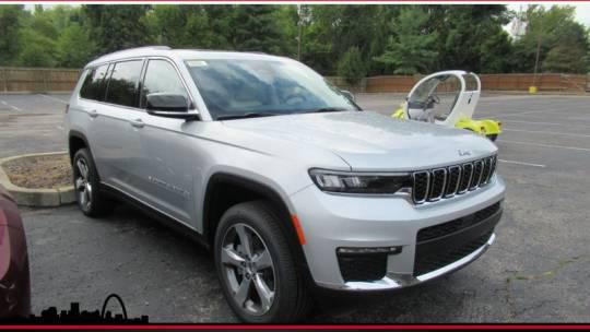 2021 Jeep Grand Cherokee Limited for sale in Ellisville, MO
