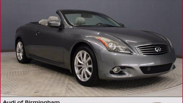 2011 INFINITI G37 Convertible Base for sale in Irondale, AL