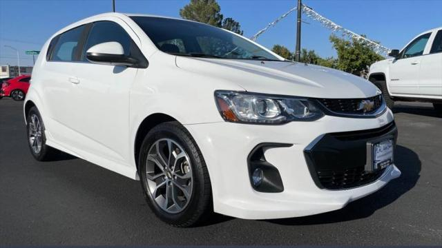 2017 Chevrolet Sonic LT for sale in Las Cruces, NM