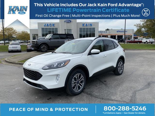 2021 Ford Escape SEL for sale in Versailles, KY