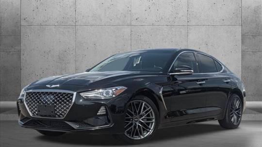 2019 Genesis G70 2.0T Advanced for sale in Houston, TX