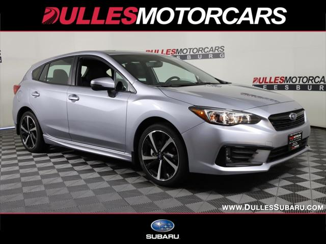 2022 Subaru Impreza Sport for sale in Leesburg, VA