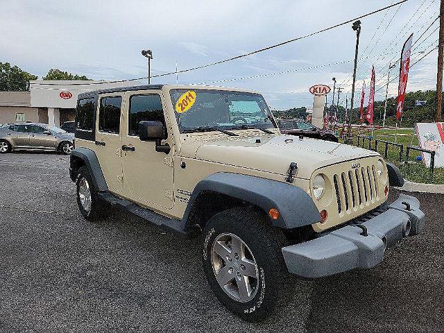 2011 Jeep Wrangler Unlimited Sport for sale in Kingsport, TN