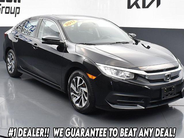 2017 Honda Civic Sedan EX for sale in Kingsport, TN