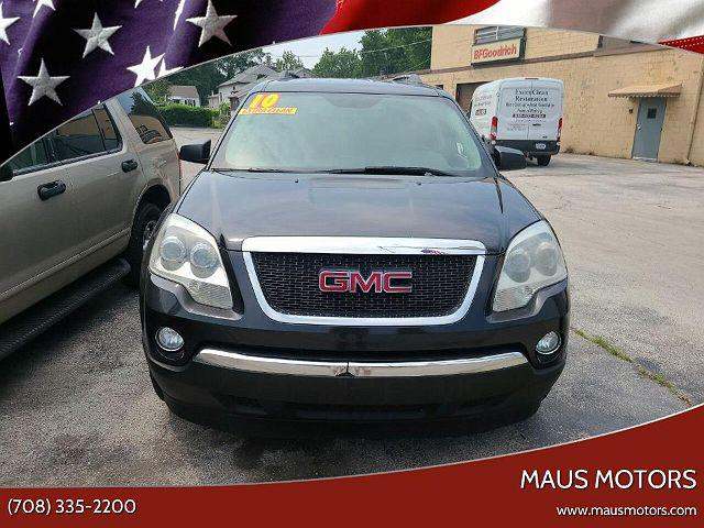 2010 GMC Acadia SLE for sale in Hazel Crest, IL