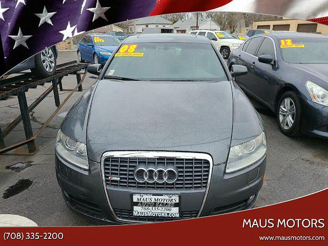 2008 Audi A6 for sale near Hazel Crest, IL