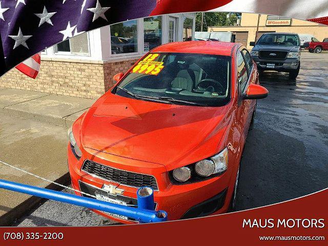 2013 Chevrolet Sonic for sale near Hazel Crest, IL