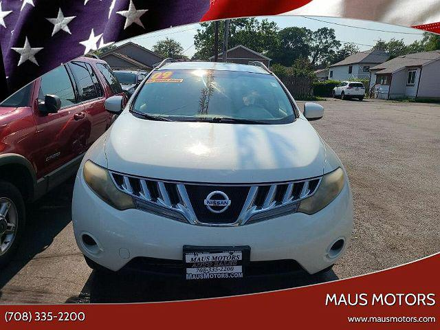 2009 Nissan Murano S for sale in Hazel Crest, IL