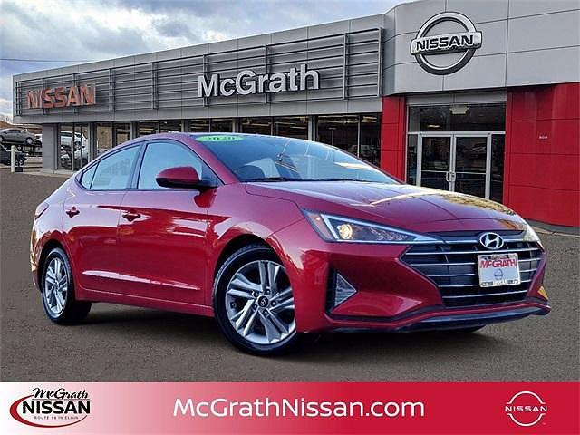 2020 Hyundai Elantra SEL for sale in Elgin, IL