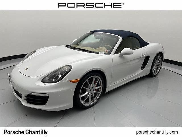 2013 Porsche Boxster S for sale in Chantilly, VA